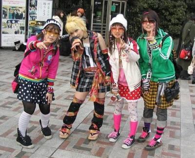 Вкаких панталонах ходят японки 4 фотография
